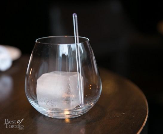 Large ice