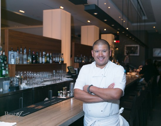 Nota Bene Executive Chef David Lee