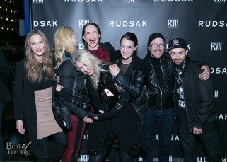 Ksenia and friends