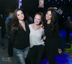 Jessicsa Denomme, Aimee Cook, Brittney McKee | Photo: Nick Lee