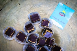 Nanaimo bars | Wanda's Pie in Sky