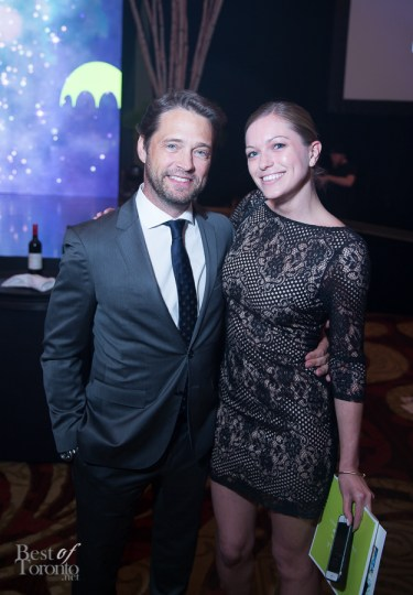 Jason Priestly, Erin Davis