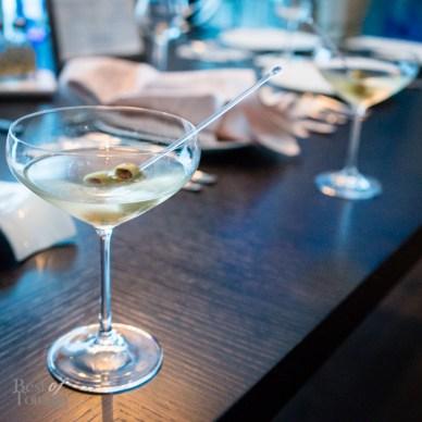 A Hot Affair cocktail