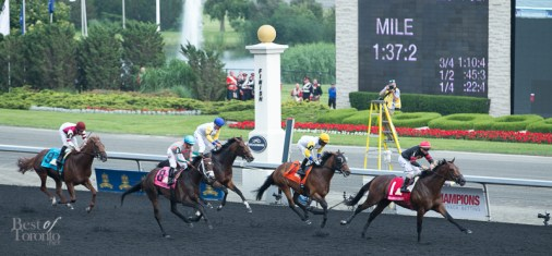 Shaman Ghost wins the 156th Queen's Plate