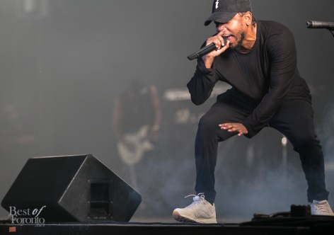 Kendrick Lamar and his Reebok Classics