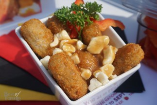 Poutine Balls (by Vienna, Food Building)