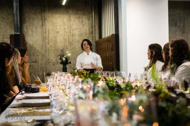 Owner and Executive Chef Lauren Mozer