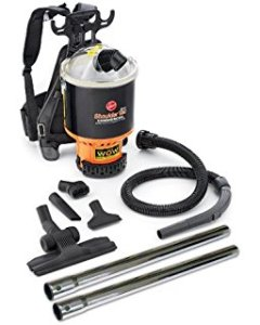 Hoover backpack vacuum