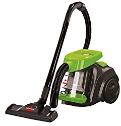 Bissell Zing Bagless Canister Vacuum, 1665- best vacuum under 100