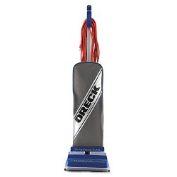 Oreck Commercial XL2100RHS 8 Pound Commercial Upright Vacuum, Blue - best bagged vacuum