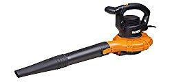 WORX WG518 Electric Blower - best leaf vacuum mulchers