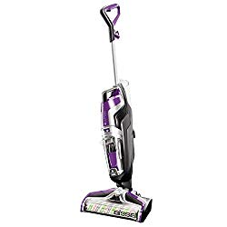 bissell crosswave concrete floor and carpet vacuum