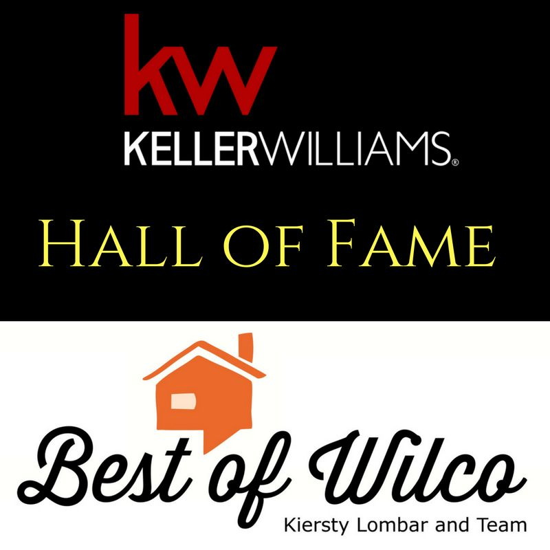 Keller Williams Hall of Fame