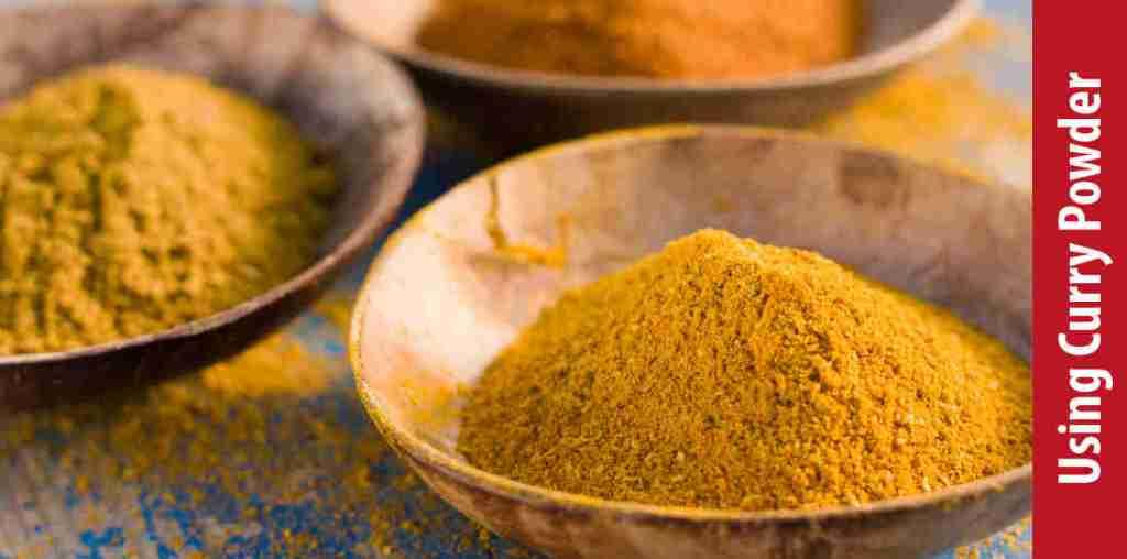 A simple way to use curry powder