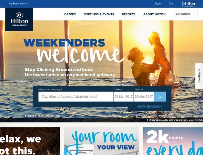 Hilton Hotels Coupons Amp Hilton Hotel Promotion Codes