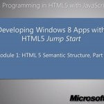 Developing in HTML5 with JavaScript and CSS3 Jump Start