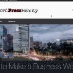 How to Make a Business Website WordPress