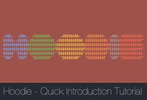 Hoodie-Intro-Tutorial