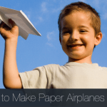 How to Make Paper Airplanes (Tutorials)