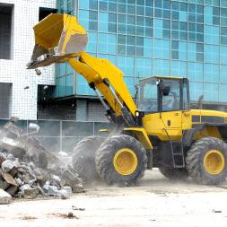 Risks and Safety in Demolition Work