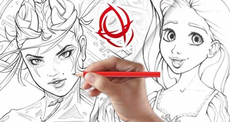 Learn How to Draw People and Character Designs Professionally