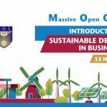 Sustainable Development MOOC