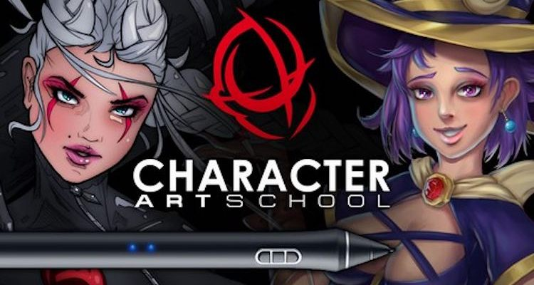 Learn to Color and Paint Professional Characters for Animation, Games, and More