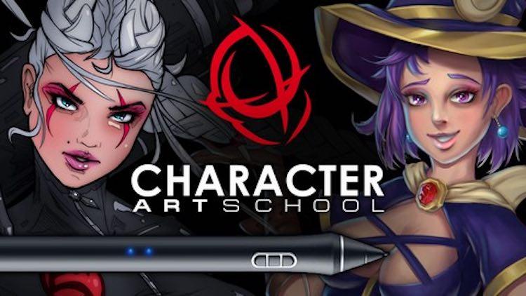 Character Art School