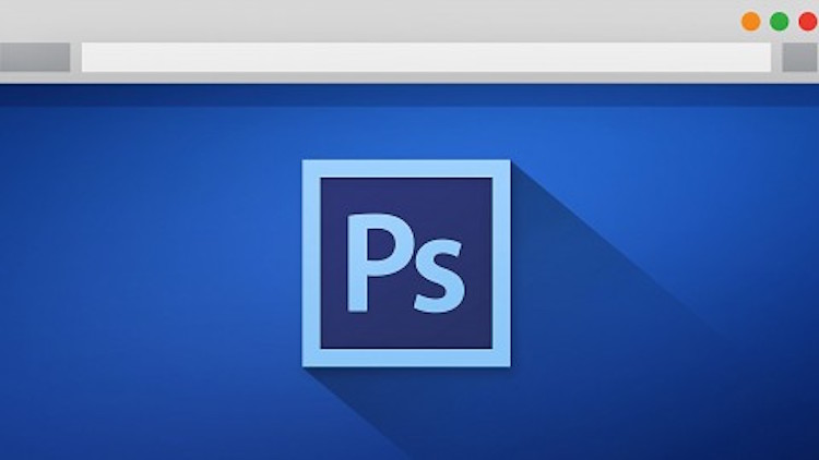 udemy learn photoshop, web design and profitable freelancing