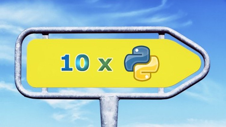 Udemy - The Python Mega Course