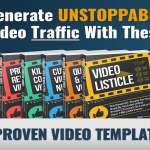 You Need This => The Ultimate Video Traffic Blueprint … Only $7