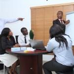 presenting ideas