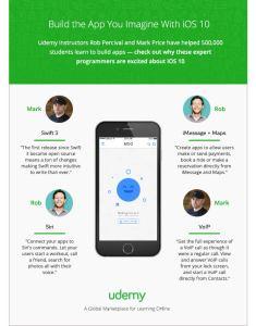 iOS Infographic