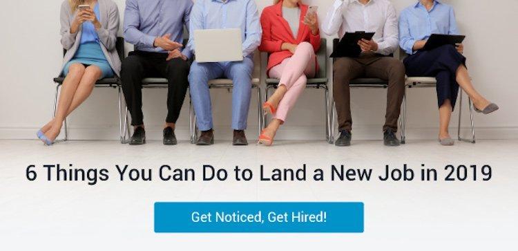get a new job