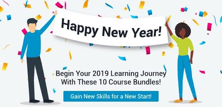 Begin Your Learning Journey With These 10 Free Course Bundles
