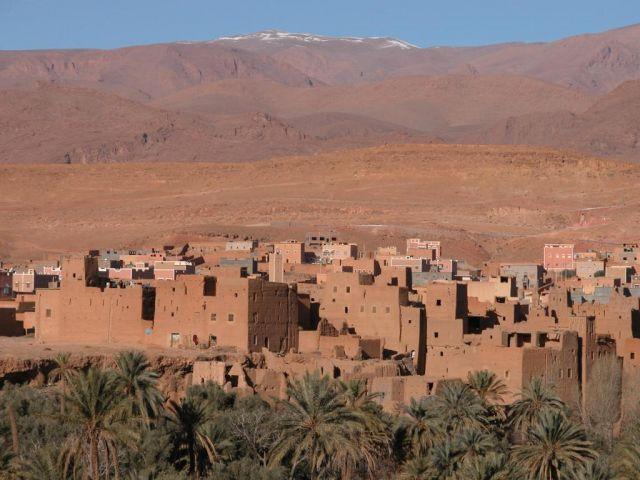 Morocco - Morocco view