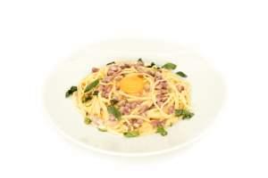 Best Pizza - Pasta al Carbonara