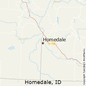 Best Places To Live In Homedale Idaho