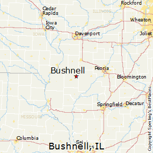 Best Places To Live In Bushnell Illinois