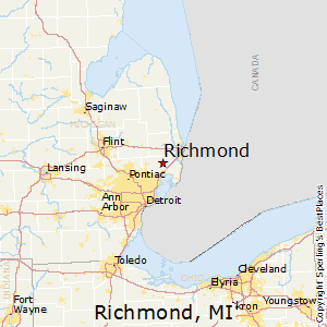Best Places To Live In Richmond Michigan