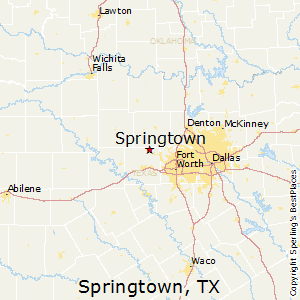 Best Places To Live In Springtown Texas