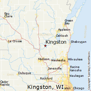 Best Places To Live In Kingston Wisconsin