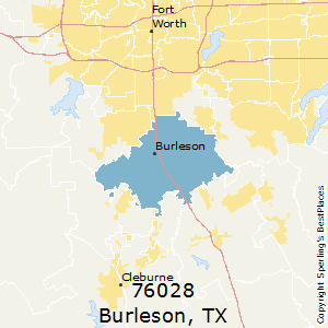 Best Places To Live In Burleson Zip 76028 Texas