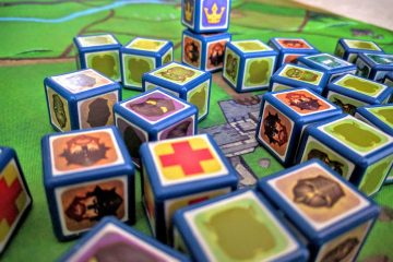Cube Quest Army