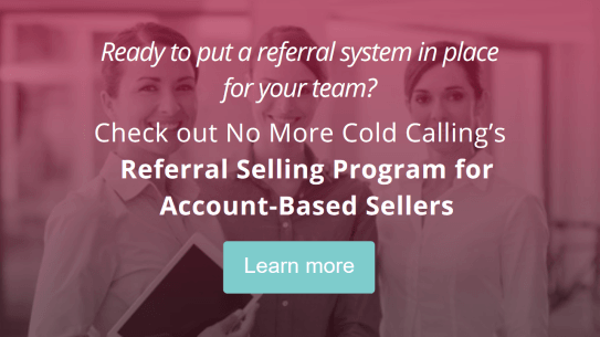 account-based sales