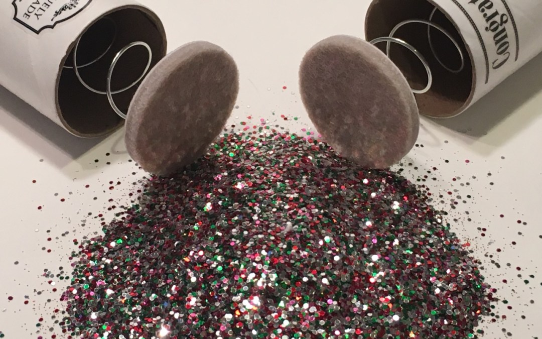 April Fools Day Prank Spring-Loaded Glitter Bomb