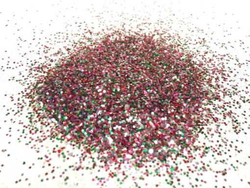 Pile of glitter to glitter bomb someone