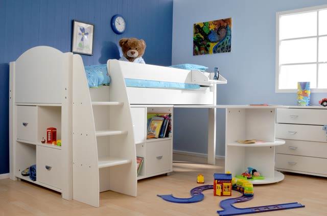 Stompa Rondo 1 Cabin Bed Buy Online At BestPriceBeds