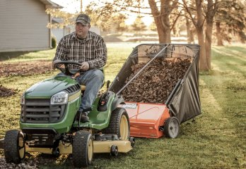 Top 5 Best Push Lawn Sweepers 2020 Review
