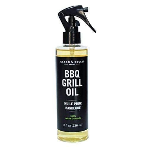 The best natural grill cleaner for safety